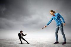 Επιχειρησιακές σχέσεις Στοκ εικόνα με δικαίωμα ελεύθερης χρήσης