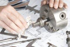 επιχειρησιακή έννοια βιομηχανική Στοκ εικόνες με δικαίωμα ελεύθερης χρήσης