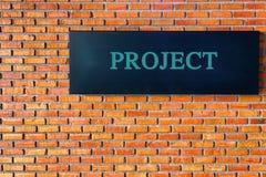 Επιχειρησιακή έννοια: Πρόγραμμα για το υπόβαθρο τοίχων ελεύθερη απεικόνιση δικαιώματος