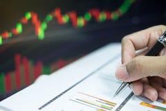 Επιχειρησιακή έννοια της παραγωγής των χρημάτων στην επένδυση Στοκ Εικόνα
