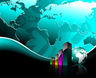 επιχειρησιακή απεικόνιση απεικόνιση αποθεμάτων