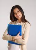 Επιχειρησιακή γυναίκα. Στοκ εικόνες με δικαίωμα ελεύθερης χρήσης