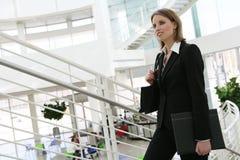 επιχειρησιακή γυναίκα Στοκ Φωτογραφία