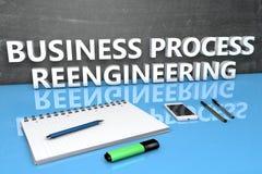 Επιχειρησιακή διαδικασία Reengineering Στοκ φωτογραφία με δικαίωμα ελεύθερης χρήσης
