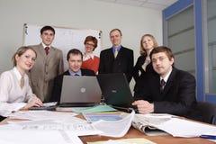 επιχειρησιακή ηγεσία Στοκ φωτογραφία με δικαίωμα ελεύθερης χρήσης