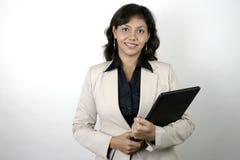 επιχειρησιακή ινδική γυν στοκ φωτογραφία με δικαίωμα ελεύθερης χρήσης