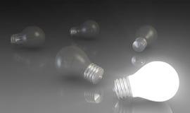 επιχειρησιακή καινοτομί Στοκ φωτογραφία με δικαίωμα ελεύθερης χρήσης