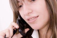 επιχειρησιακή κλήση περ&iota Στοκ φωτογραφία με δικαίωμα ελεύθερης χρήσης