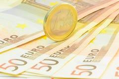 επιχειρησιακή κρίση ευρωπαϊκά Στοκ Εικόνες