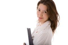 επιχειρησιακή κυρία στοκ εικόνες με δικαίωμα ελεύθερης χρήσης