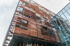 Επιχειρησιακή οικοδόμηση του Σίδνεϊ Uni στοκ φωτογραφία με δικαίωμα ελεύθερης χρήσης