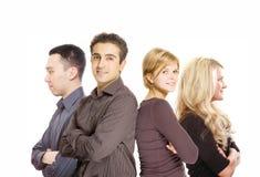 επιχειρησιακή ομάδα στοκ φωτογραφία