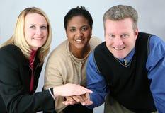επιχειρησιακή ομάδα Στοκ Φωτογραφίες