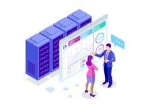 επιχειρησιακή στρατηγική έννοιας Απεικόνιση των οικονομικών γραφικών παραστάσεων στοιχείων ή των διαγραμμάτων, στατιστική στοιχεί απεικόνιση αποθεμάτων