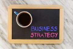 Επιχειρησιακή στρατηγική Στοκ Φωτογραφία