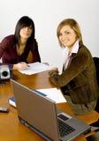 επιχειρησιακή συνεδρίαση στοκ εικόνα