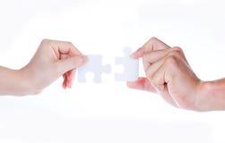 Επιχειρησιακή σύνδεση και coliaboration Στοκ φωτογραφία με δικαίωμα ελεύθερης χρήσης