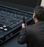 επιχειρησιακή τεχνολο&ga στοκ φωτογραφία