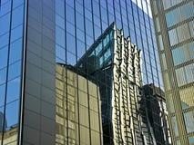 επιχειρησιακοί mirroing ουραν Στοκ Εικόνα
