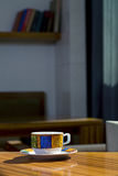 επιχειρησιακός καφές Στοκ Φωτογραφία
