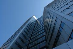 Επιχειρησιακός ουρανοξύστης Στοκ Εικόνες