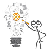 Επιχειρησιακός στόχος απεικόνιση αποθεμάτων