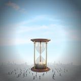 Επιχειρησιακός χρόνος Στοκ φωτογραφία με δικαίωμα ελεύθερης χρήσης