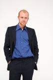 επιχειρησιακό άτομο προκλητικό Στοκ φωτογραφία με δικαίωμα ελεύθερης χρήσης