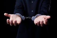 επιχειρησιακό έγκλημα στοκ εικόνες