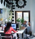 Επιχειρησιακό γραφείο Στοκ Φωτογραφία