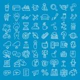 Επιχειρησιακό εικονίδιο Doodle Στοκ φωτογραφίες με δικαίωμα ελεύθερης χρήσης