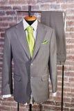 επιχειρησιακό κομψό κοστούμι στοκ εικόνες
