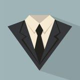 Επιχειρησιακό κοστούμι απεικόνιση αποθεμάτων