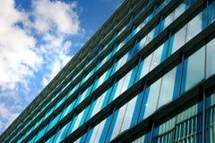 Επιχειρησιακό κτήριο Στοκ εικόνα με δικαίωμα ελεύθερης χρήσης