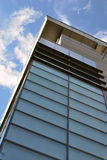 Επιχειρησιακό κτίριο γραφείων Στοκ εικόνα με δικαίωμα ελεύθερης χρήσης