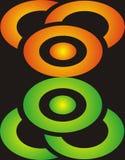 επιχειρησιακό λογότυπο Στοκ Φωτογραφία
