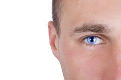 επιχειρησιακό μάτι Στοκ Φωτογραφίες