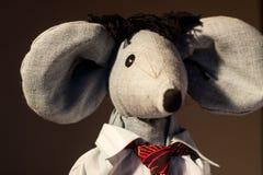 Επιχειρησιακό ποντίκι Στοκ φωτογραφία με δικαίωμα ελεύθερης χρήσης