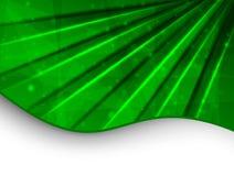 επιχειρησιακό πράσινο πρότυπο Στοκ εικόνα με δικαίωμα ελεύθερης χρήσης