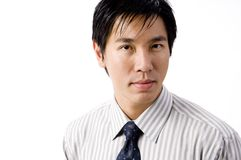 Επιχειρησιακό πρόσωπο Στοκ Εικόνες
