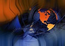 επιχειρησιακό πρότυπο αν&al Στοκ φωτογραφία με δικαίωμα ελεύθερης χρήσης