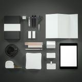 Επιχειρησιακό πρότυπο προτύπων Υψηλή διάλυση Στοκ Εικόνες