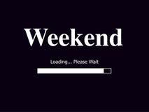 Επιχειρησιακό Σαββατοκύριακο στοκ εικόνες