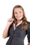 επιχειρησιακό χαμόγελο & Στοκ εικόνες με δικαίωμα ελεύθερης χρήσης