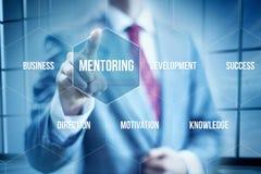 Επιχειρησιακό Mentoring στοκ εικόνες