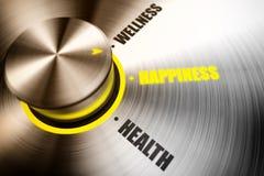 Επιλέξτε την ευτυχία απεικόνιση αποθεμάτων