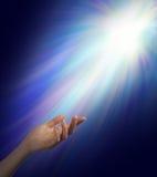 Επιδίωξη της πνευματικής καθοδήγησης στοκ φωτογραφίες με δικαίωμα ελεύθερης χρήσης