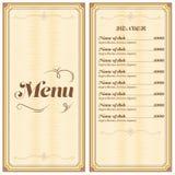 Επιλογές εστιατορίων ή καφέδων Στοκ εικόνες με δικαίωμα ελεύθερης χρήσης
