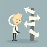 Επιλογή επιχειρηματιών απεικόνιση αποθεμάτων