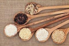 Επιλογή ρυζιού στοκ εικόνες με δικαίωμα ελεύθερης χρήσης